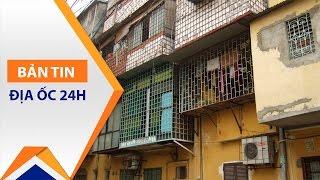 Biến nhà cũ 25m2 thành căn hộ đáng sống | VTC1