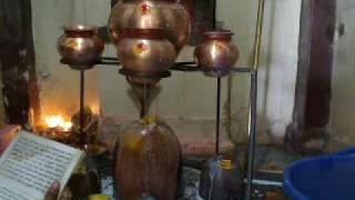 Shiv Rudrabhishek puja on shivratri