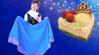 アナ ♡ ビビディ・バビディ・ブティック Bibbidi Bobbidi Boutique Disney's Frozen Anna アナと雪の女王 ディズニープリンセス