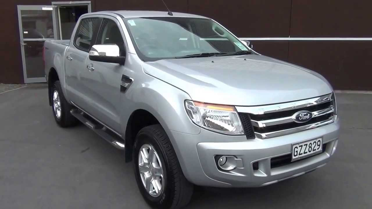 Ford Ranger XLT 4x2  Ford Ranger 2013  Team Hutchinson Ford
