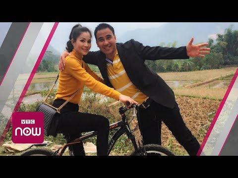 """Vợ MC Quyền Linh: """"Chồng tôi không giải nghệ""""   VTC Now"""