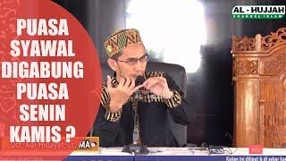 Puasa Syawal Digabung  Senin Kamis ? | Ustadz Adi Hidayat,LC,MA 2017 Video