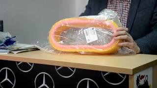 Видеообзор воздушного фильтра Fenox
