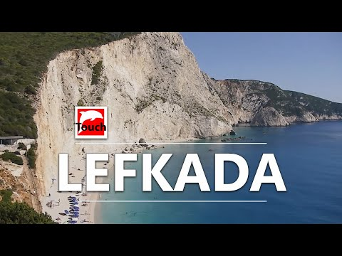Lefkada (Λευκάδα, Lefkas) - Overview, 2009 Flashback, Greece - 50 min.