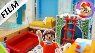 Playmobil Film polski | STEVE WPROWADZA SIĘ DO POKOJU HANI!