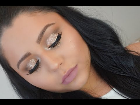 Full Face Glam Using Only Makeup