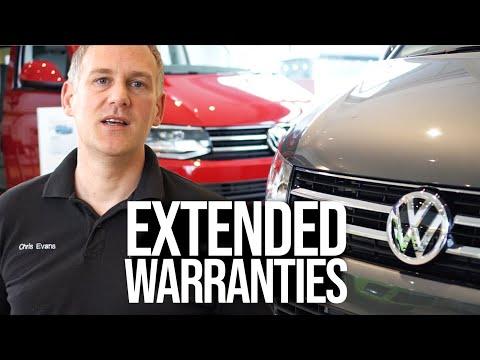 Volkswagen Commercial Vehicles Extended Warranty