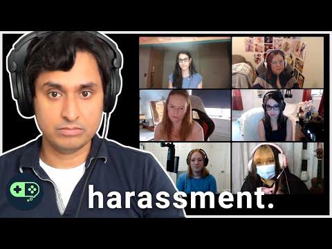 Women in Gaming: Harassment, Simps, & Bathwater | Dr. K Interviews