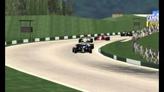 Grid Start 1984 Osterreichring Austria Zeltweg Austrian Grand Prix 1
