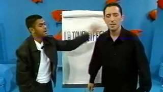 Jamel et Gad - un mot (parodie Eric et Ramzy) thumbnail