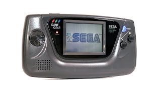 Let's Refurb! - Sega GameGear Capacitor Replacement!