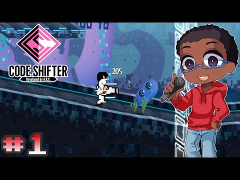 D-Money107 Plays: Code Shifter (Part 1: What The Hack?!)