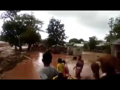 Madagascar Passage du Cyclone AVA