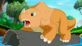 The Land Before Time | The Great Log-Running Game | 1 Hour Compilation | Kids Cartoon | Kids Videos