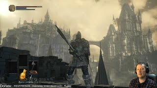 Dark Souls III - #1 Почти без смертей! (60 FPS)