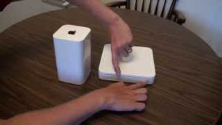 Apple 3TB Time Capsule Setup & Review