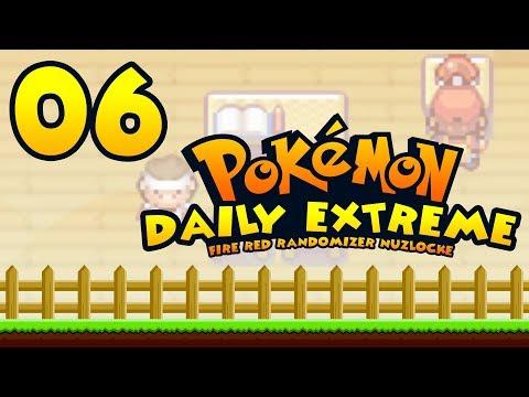Pokémon Daily Extreme Fire Red [PL] #6 - ILE MOŻNA XD