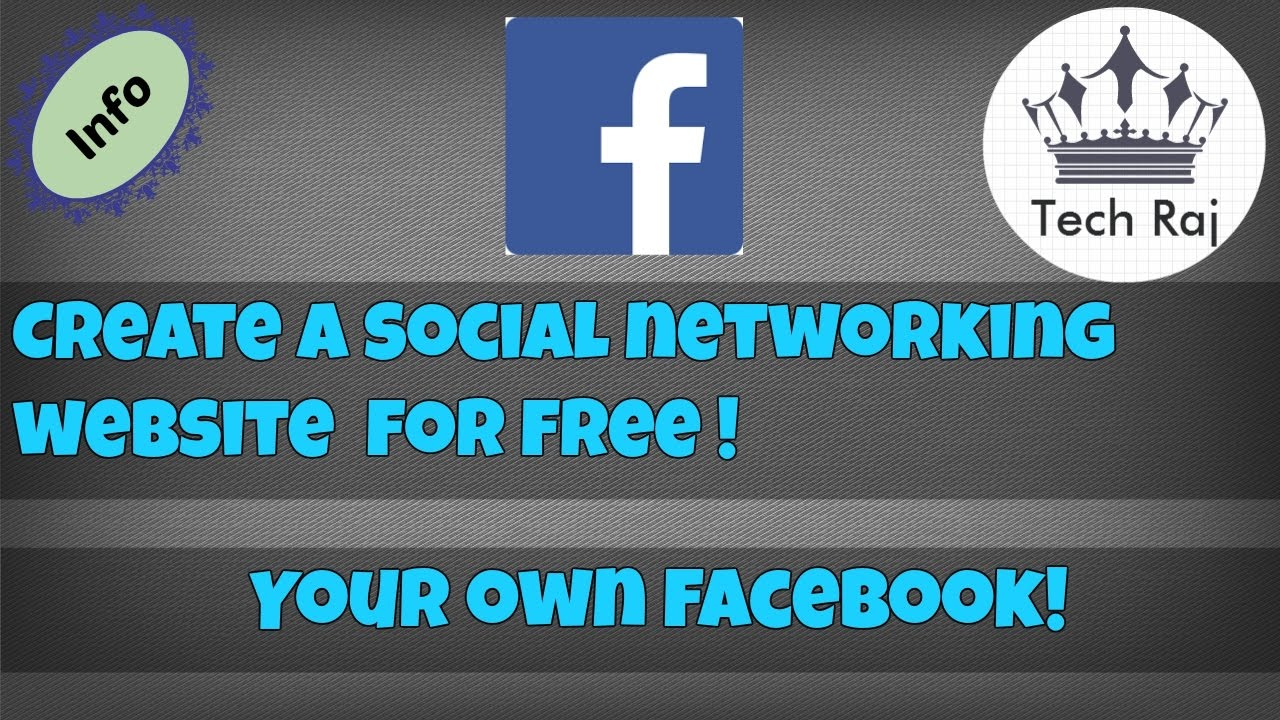 how to create a social networking website like facebook for how to create a social networking website like facebook for easy