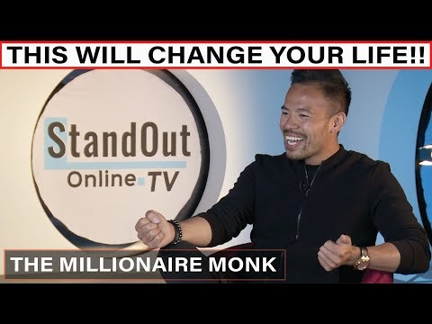 How to Live a Happy, Healthy and Wealthy Life | The Millionaire Monk [Exclusive Interview]