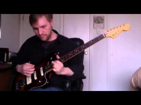 Fender Pawn Shop Bass VI - overdrive with flatwounds