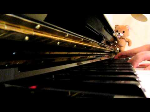 soundless voice 【VOCALOID】 - Piano