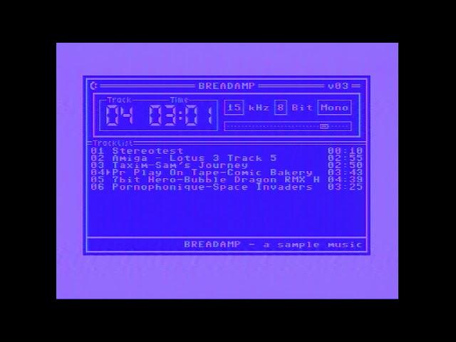 c64 video, c64 clip