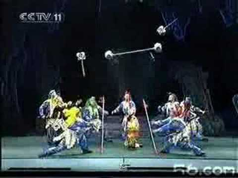 Beijing Opera 京劇 A Monkey King 孫悟空