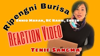 Ripengni Burisa REACTION VIDEO  from Tokyo!Catchy Tune,Witty lyrics!