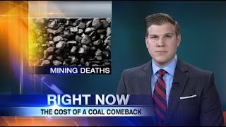 Dan Thorn: The Cost of a Coal Comeback