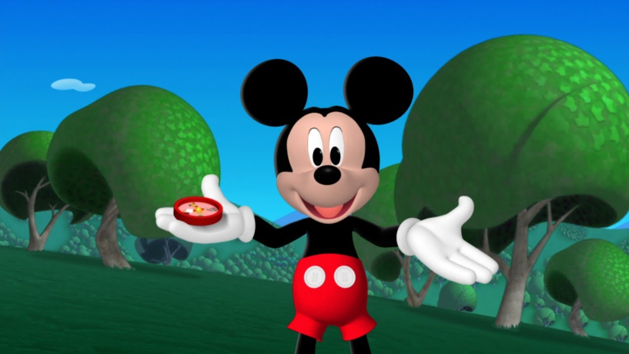 Mickey Mouse Clubhouse Silly Problem