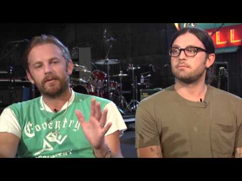 Kings of Leon Turn Into Kings of Comedy