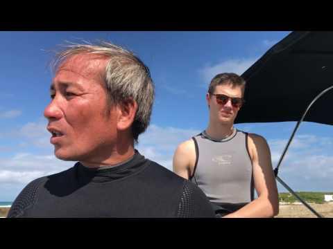 Kevin & Zach's TCI Vacation 2016 17 Salt Cay