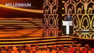 Gates Bill receives German Bambi Millenium Award
