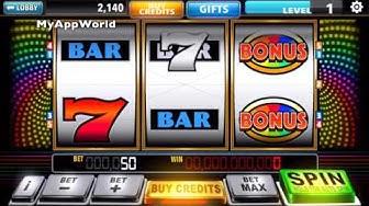 Lucky Wheel Slots - Free Multi-Line Casino Slot Machine Gameplay HD 1080p 60fps