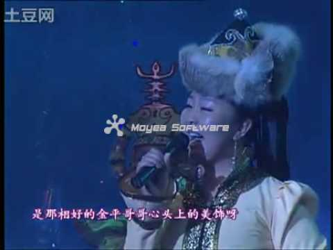 Inner Mongolian Song (mixed)- 新帅儿.avi