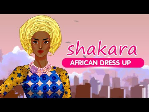 Shakara - African Dress Up Teaser