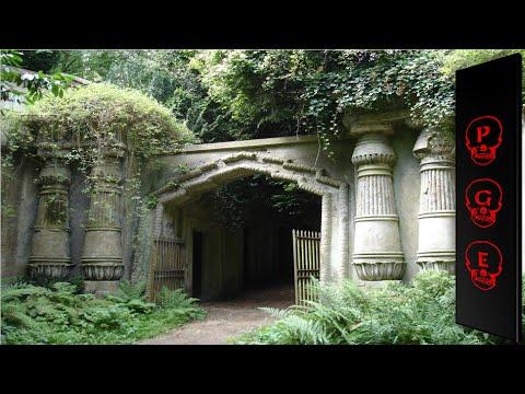 10 Aterradores Lugares Embrujados