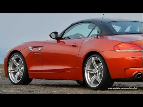 2014 BMW Z4 Roadster Interiors and Exteriors Looks