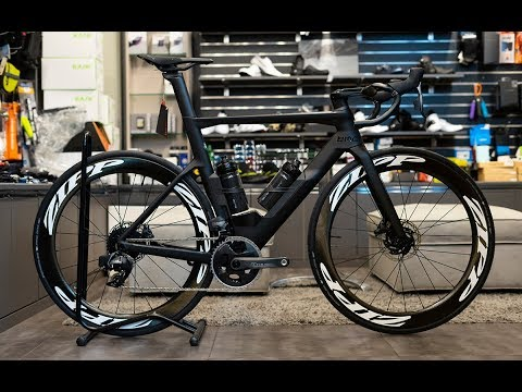 Bike Build)BMC TimeMachine Road 01(New TMR01), SRAM Force AXS with Zipp 404 / 뉴 TMR01 디스크, 스램 포스 AXS