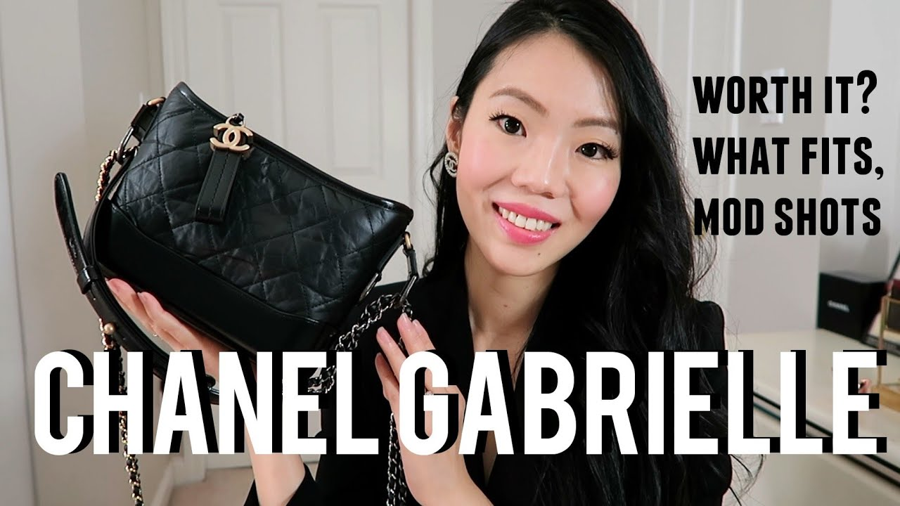 9a7c56682d4b CHANEL GABRIELLE HOBO REVIEW