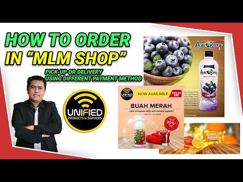 Видео: How To Order in Unified MLM Shop