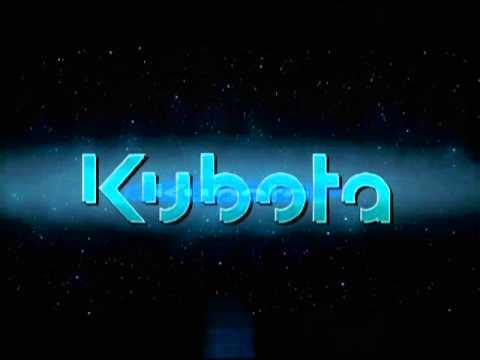 Opening Kubota L3608SP Kubota EXPO 2013 27 nov 2013