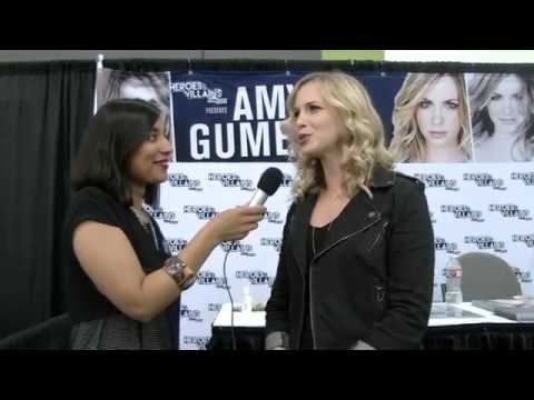 ARROW! Amy Gumenick on playing Cupid & being moved by the Olicity wedding!