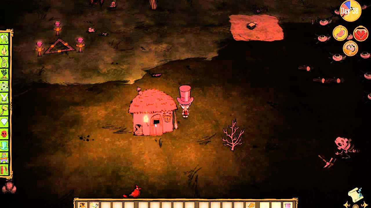 Don t Starve Mods Wilson s House With Light