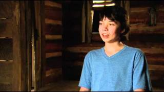 Cowboys & Aliens Cast Interview - Noah Ringer