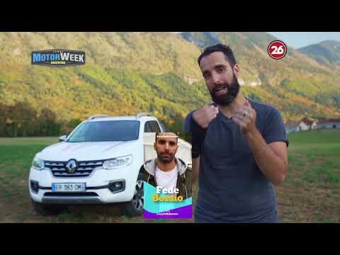 Contacto en Francia con la nueva Renault Alaskan Test Drive