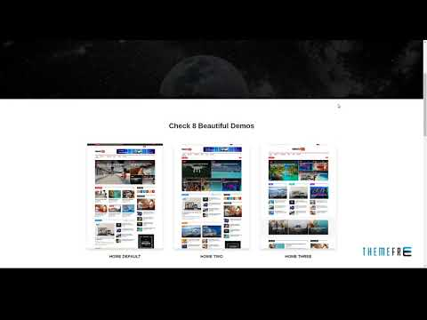 News247 - News/Magazine Newspaper Joomla Template        Brady Mansur