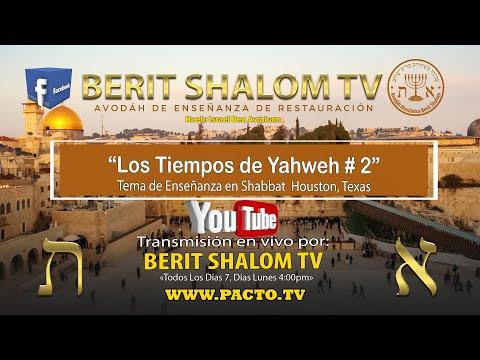Moedei-Los Tiempos de Yahweh 2