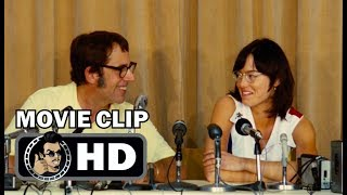 BATTLE OF THE SEXES Movie Clip - Press Conference (2017) Emma Stone Steve Carell Tennis Drama HD
