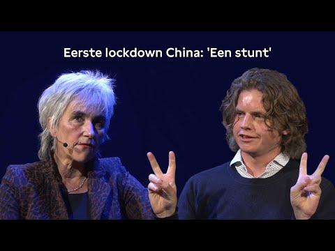 Marion Koopmans verbaasd door eerste lockdown China: 'Een stunt'